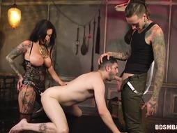 Kinky Dude Gets Humiliated