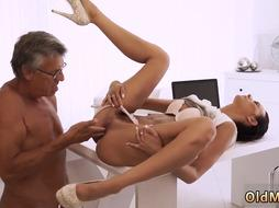 Best edging blowjob Finally she's got her manager dick