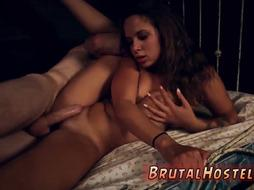 Teen craves dick first time Fed up with waiting for a