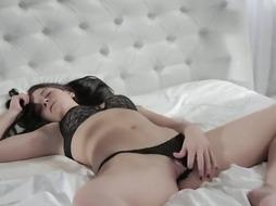 Alone Teen is horny