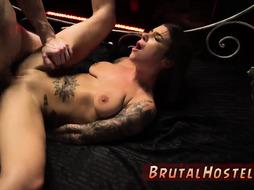 Brutal dildo in ass hd Excited youthfull tourists