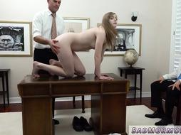 Teen Punished by her bosses