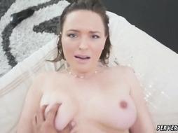 Mom Blows Dick in POV