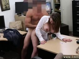 Amateur sloppy blowjob facial first time Foxy Business