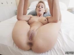Ass for family casting Cherie Deville in Impregnated