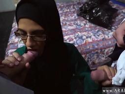 Amateur teen school Desperate Arab Woman Fucks For