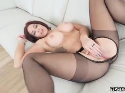Amateur milf dp Ryder Skye in Stepmother Sex Sessions