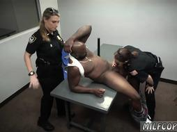 Milf Cops are being Horny