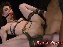 Tease and bondage sex