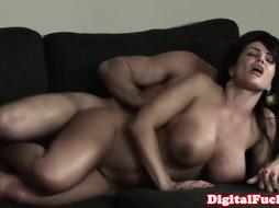 Lisa Ann has a thing for younger guys and their dicks, especially in the late afternoon