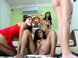 Venezuelan Hottest Girlfriendsx (20) Showcasing Her Bootys