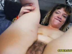 Kinky Unexperienced Lezzies Gobbling Wooly Poon