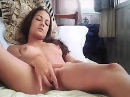 Wild Melissa Draining On Webcam - PornGem