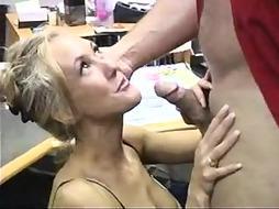 Brandi Enjoy having bang-out at the Office - PornGem