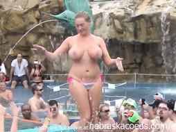 Naturist Swinger Pool Soiree Key West - PornGem