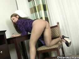 Sheila, April and Anna are masturbating while alone at home