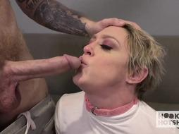 Dee is fucked Hard by her Guy and she loves it