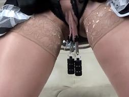 Solo Fucking And Creampie