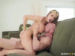 Britney is getting fucked just the way he loved