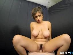 Big titted Girl got fucked hard