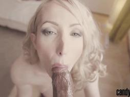CUCKOLD WIFEY PAYS THE RENT WITH HER TAUT BUTT! FORTUNATE LANDLORD'S BIG BLACK COCK
