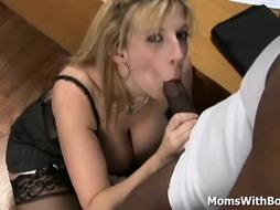 Mature Chief Sara Jay Bi-Racial Fucky-Fucky Applicant