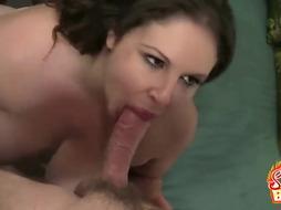 Pipe Deep-Throating PLUS-SIZE Joslyn Underwood Unwrapped