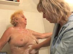 OldNannY Matures Toying with Fucktoys Compilation