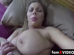 Scorching mother takes advantage her sleeping sonny