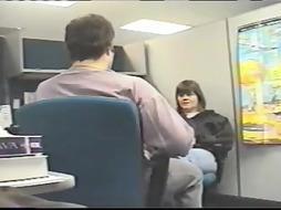 UK PLUMPER Office Dialogue - PornGem