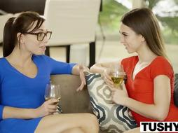 Riley Reid and 2 men she enjoys a plenty of determined to have orgy all day lengthy