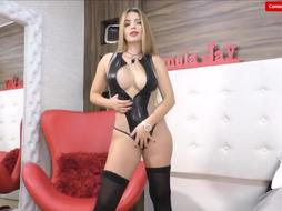PamelaJAy Princess Latina cam highly steamy