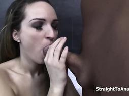 Melanie From Hungary Staight Humped To Buttfuck