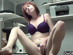 Bashful Zoey Ejaculations On Webcam