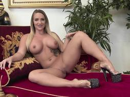 Mature Mega-Bitch Erica Lauren is Longing For Youthfull New Meat