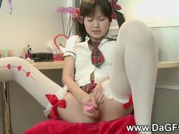 My orgasmic japanese Valentine