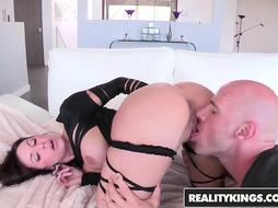 RealityKings - Monster Kinks - Passion At First-Ever Glance