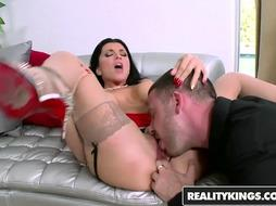 RealityKings - Ample Orbs Manager - Romi Rain Tony Rubino Meaty Melon