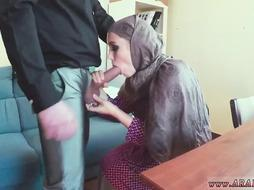 Hot arab milf She has a adorable bod but she shy.