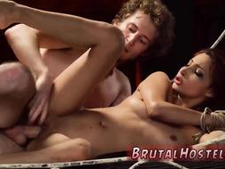 Monster rough sex Poor lil' Jade Jantzen, she just