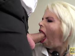 PASCALSSUBSLUTS - UK stunner Skylar Sploog gets predominated over