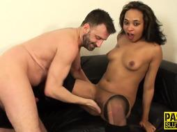 Real domination & submission mega-bitch splattering