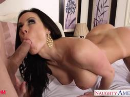 Red-Hot mommy Kendra Fervor take meatpipe