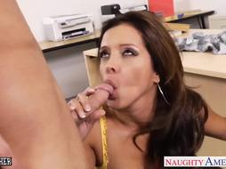 Huge-Chested instructor Francesca Le pummel her youthfull schoolgirl