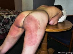 The Paddling that You Deserve - (Stiff Smacking)