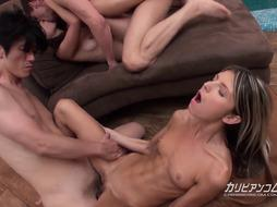 Gang Bang-Out With Crazy Japanese Broads