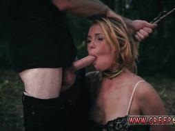 The pleasure of bondage and private extreme Raylin Ann