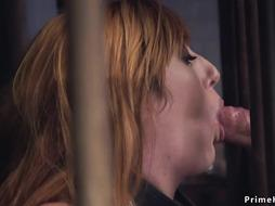 Big tits actor anal fucked by bdsm agent