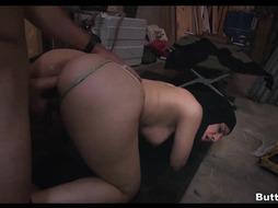 Big Butt Arab gets Fucked